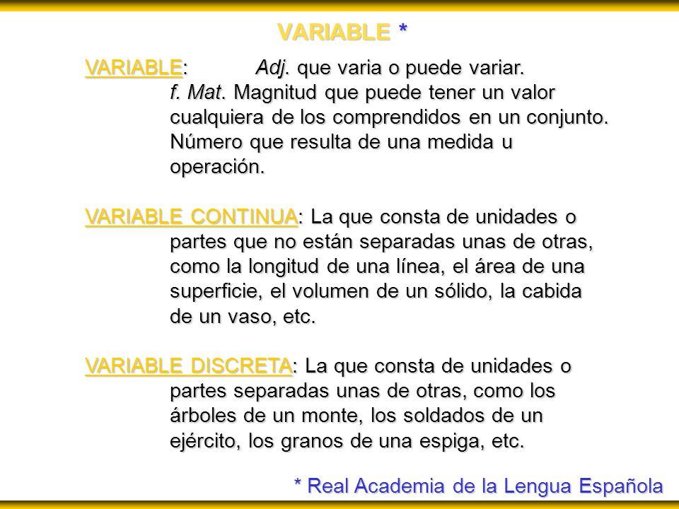 * Real Academia de la Lengua Española