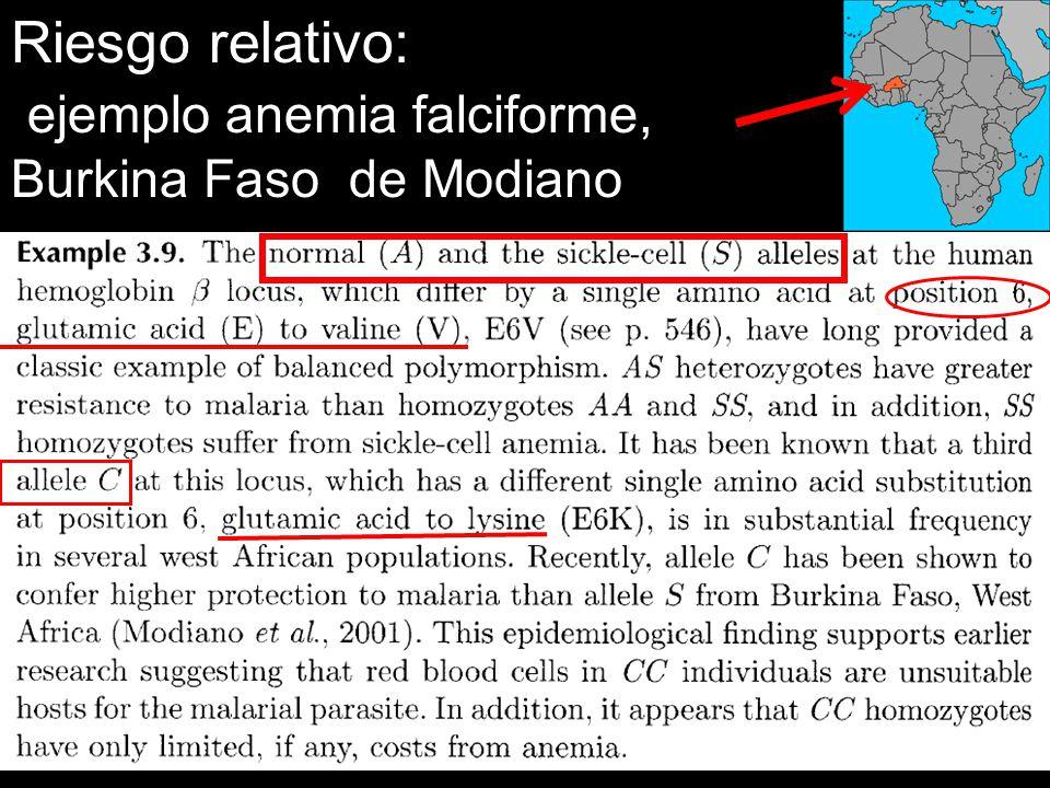 ejemplo anemia falciforme,