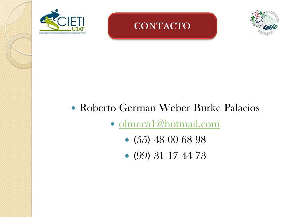 Roberto German Weber Burke Palacios