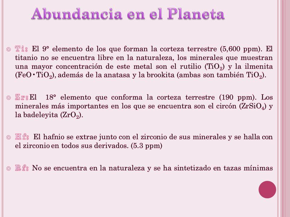 Abundancia en el Planeta