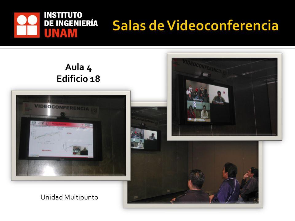 Salas de Videoconferencia