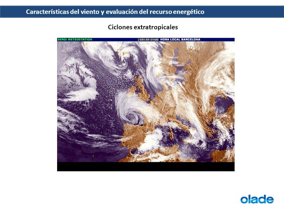 Ciclones extratropicales