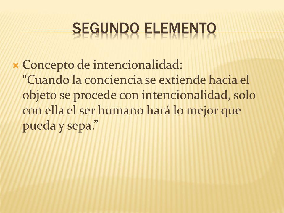 SEGUNDO ELEMENTO