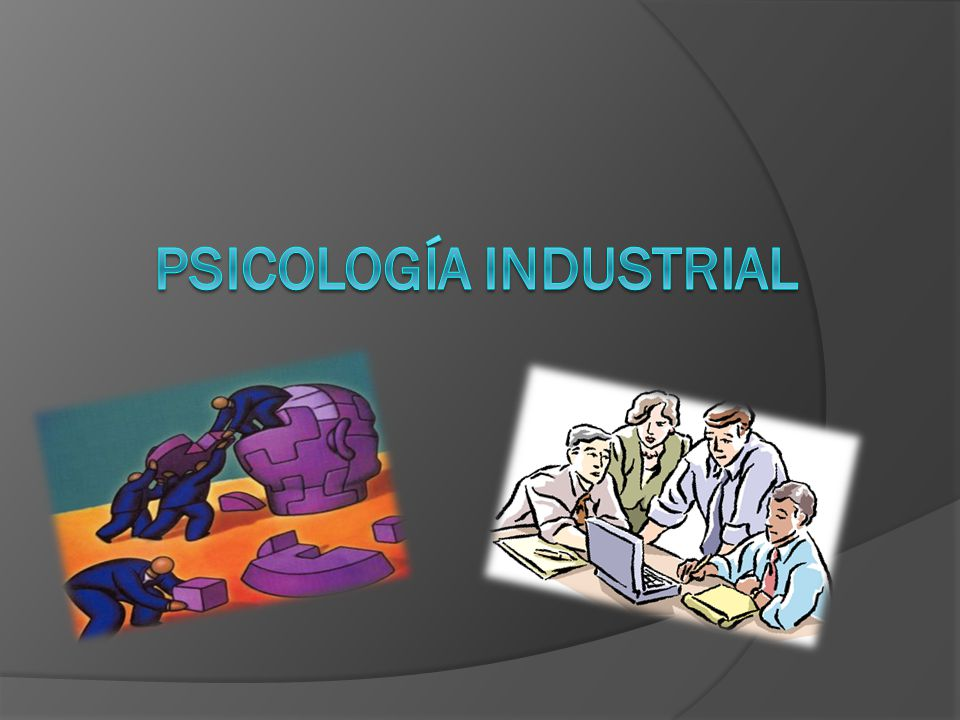 Psicología industrial