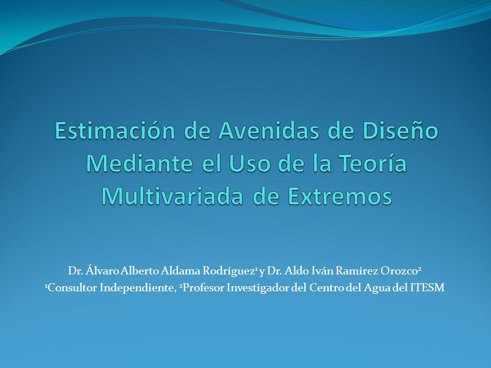 Dr. Álvaro Alberto Aldama Rodríguez1 y Dr. Aldo Iván Ramírez Orozco2