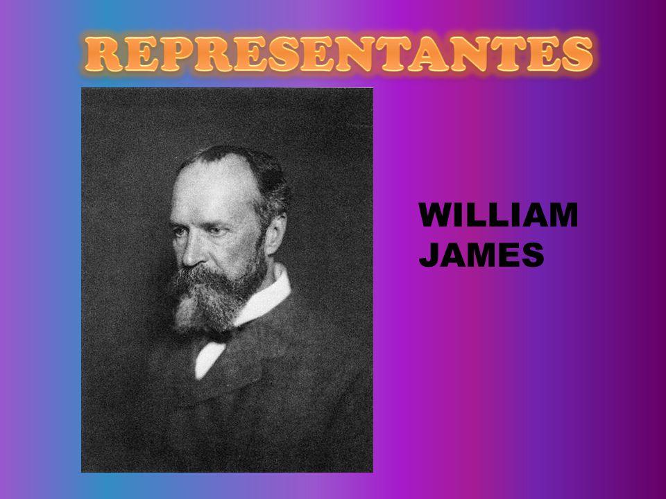 REPRESENTANTES WILLIAM JAMES