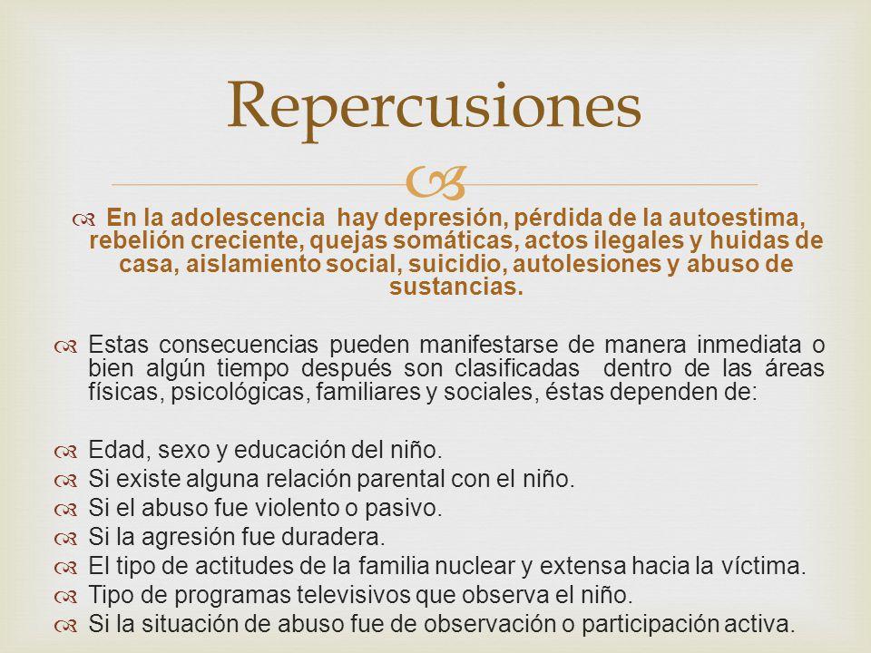 Repercusiones