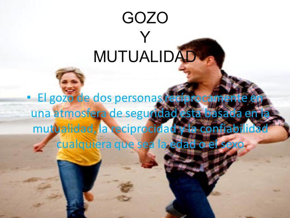 GOZO Y MUTUALIDAD