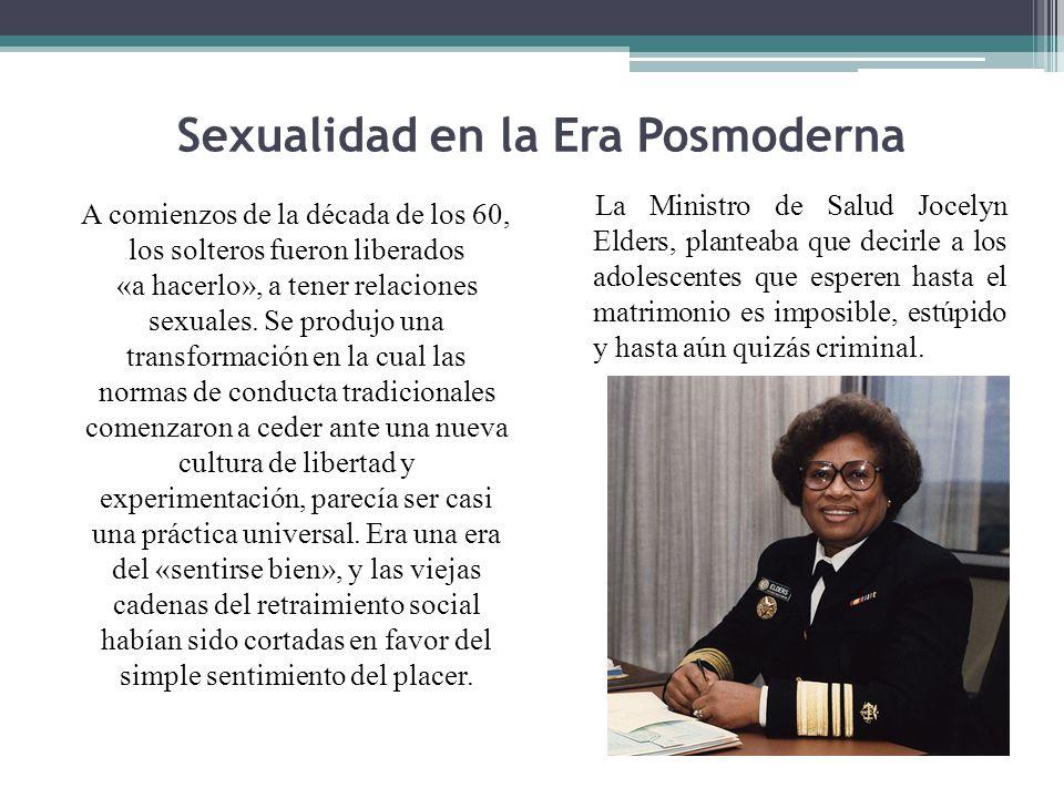 Sexualidad en la Era Posmoderna