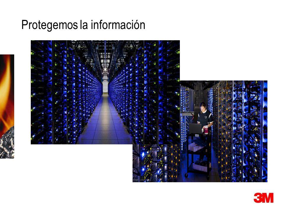 Protegemos la información