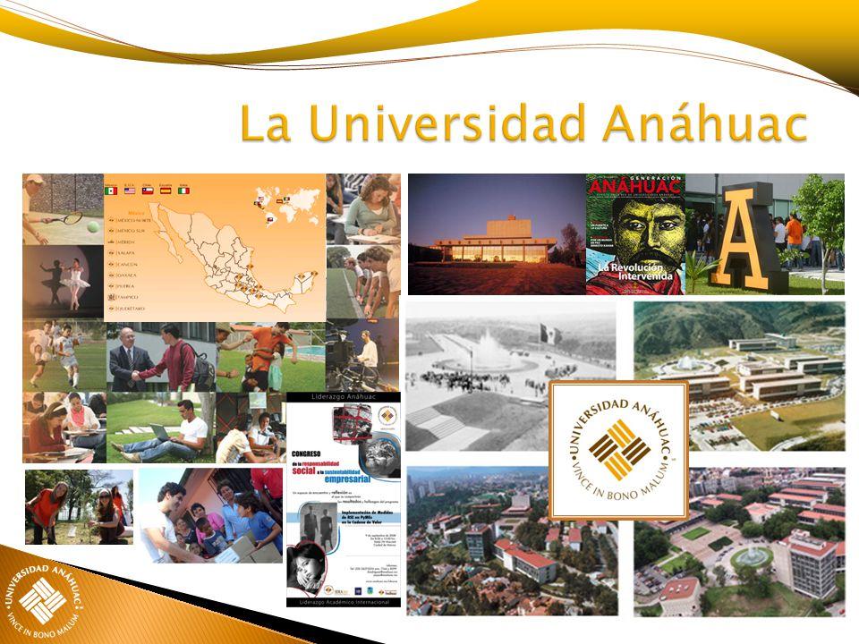 La Universidad Anáhuac