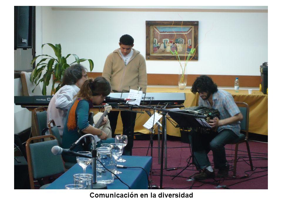 Comunicación en la diversidad