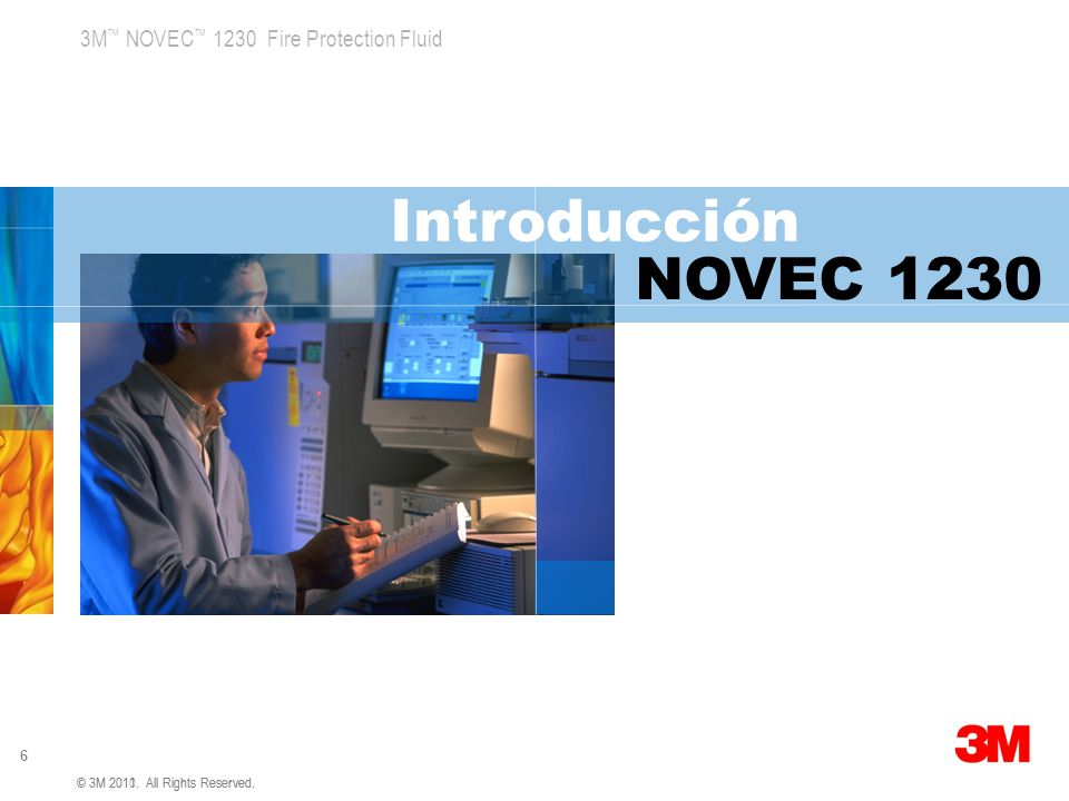 Introducción NOVEC 1230 3M Global Concept 1 v5 4.5.07