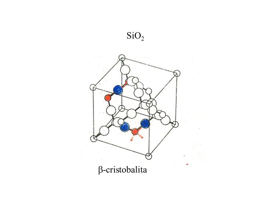 SiO2 -cristobalita