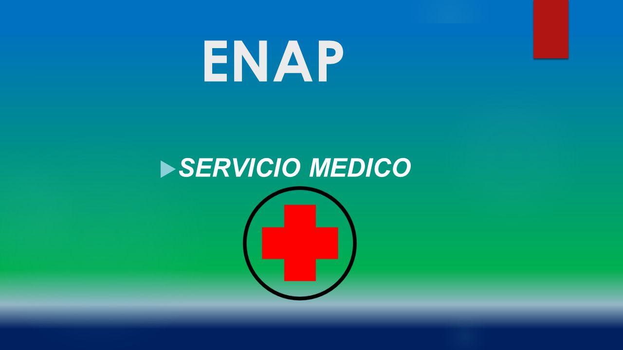 ENAP SERVICIO MEDICO
