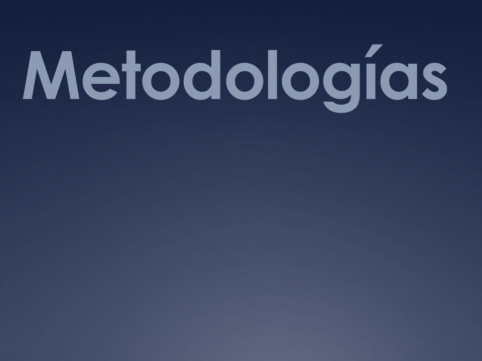 Metodologías