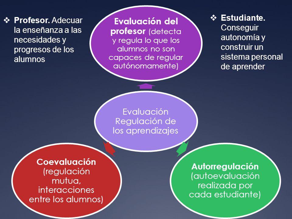 Estudiante. Conseguir autonomía y construir un sistema personal de aprender