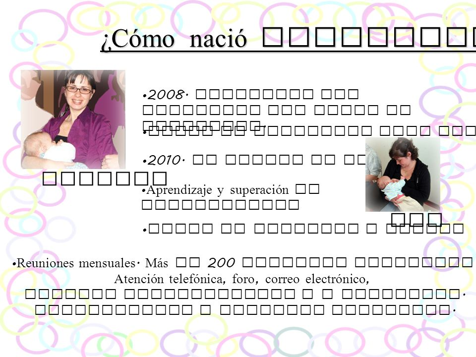 ¿Cómo nació Parlacta Tatiana Ana