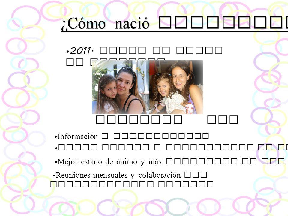 ¿Cómo nació Parlacta Macarena May 2011. Surge el Grupo de Embarazo.