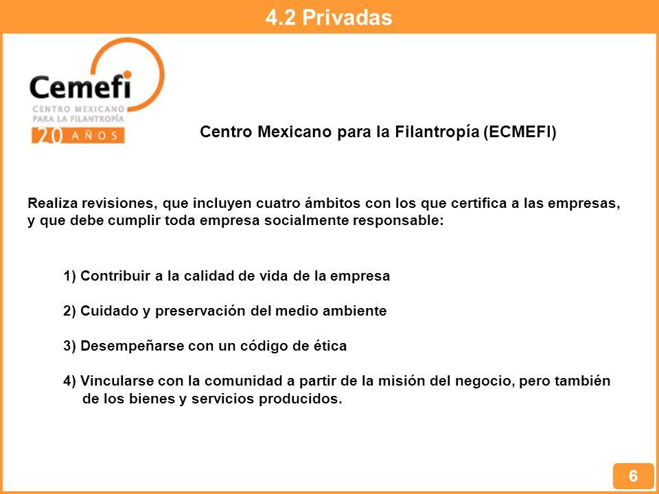 Centro Mexicano para la Filantropía (ECMEFI)