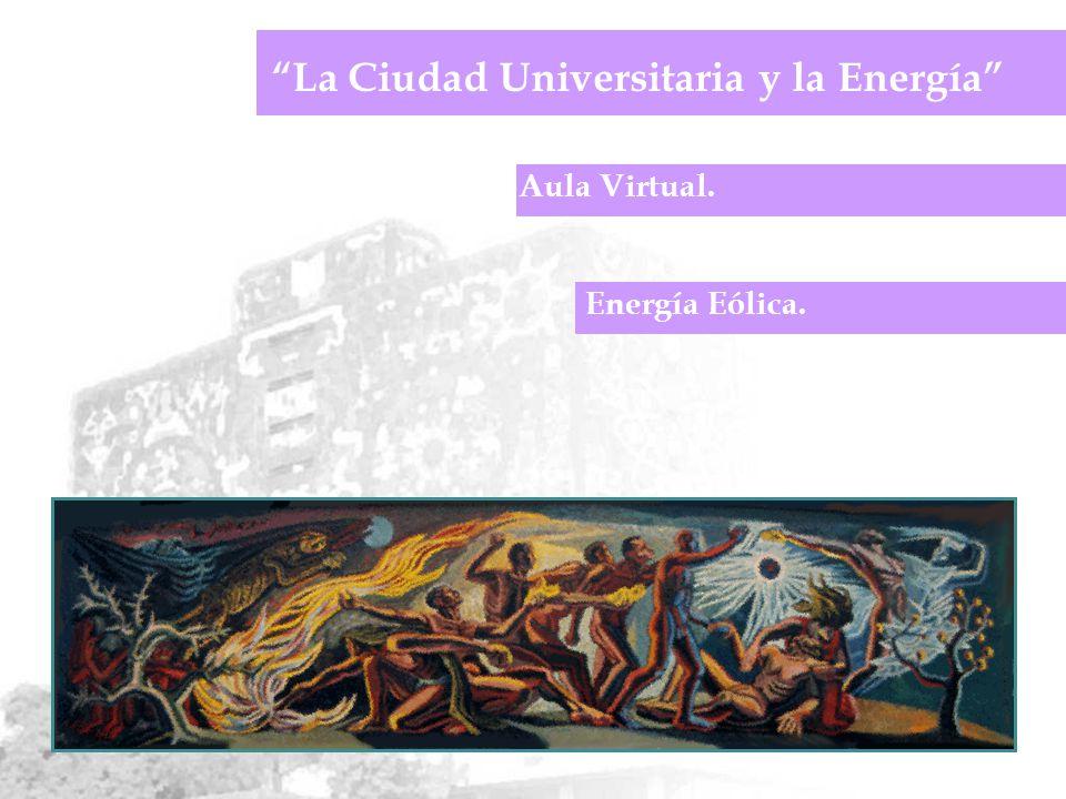 La Ciudad Universitaria y la Energía
