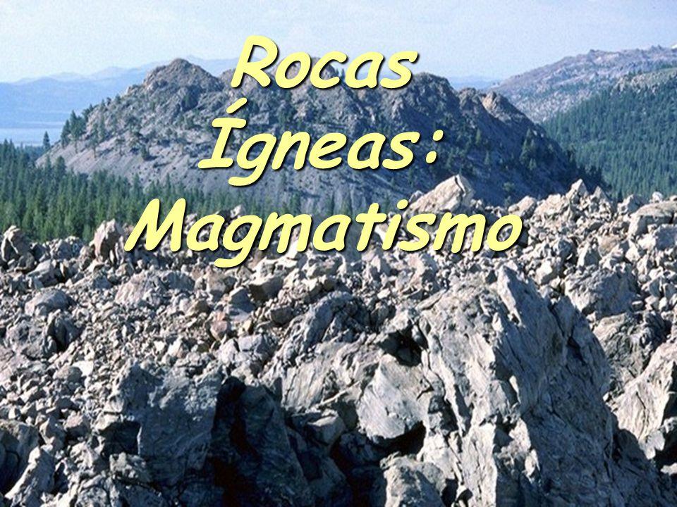 Rocas Ígneas: Magmatismo