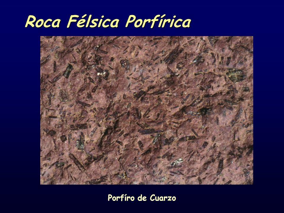 Roca Félsica Porfírica