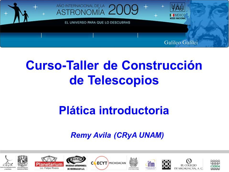 Curso-Taller de Construcción Plática introductoria