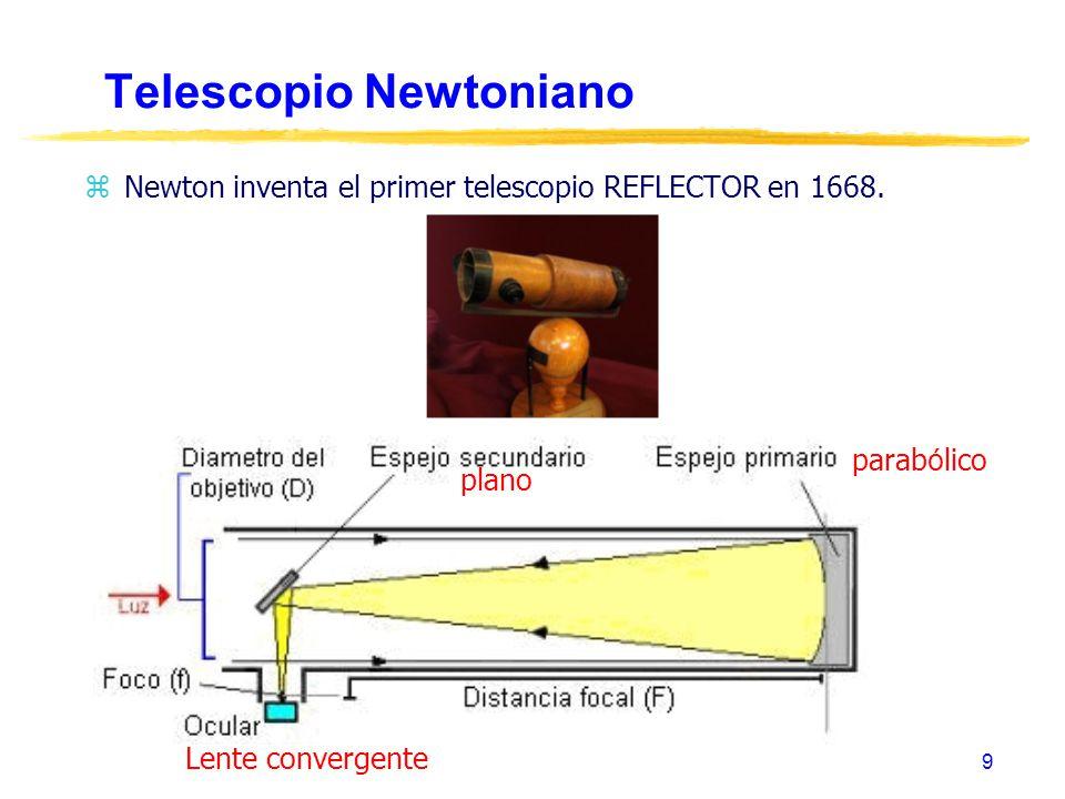 Telescopio Newtoniano