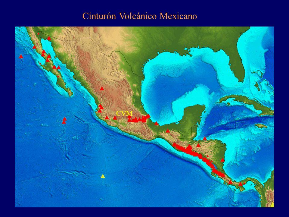 Cinturón Volcánico Mexicano