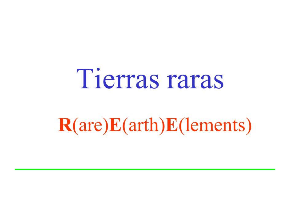 R(are)E(arth)E(lements)