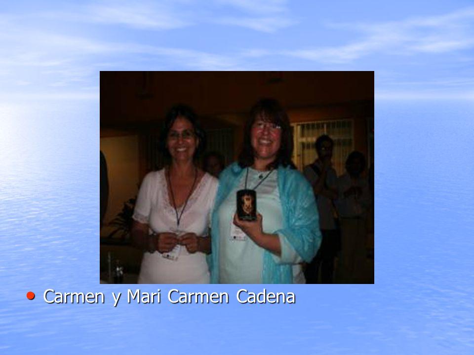 Carmen y Mari Carmen Cadena