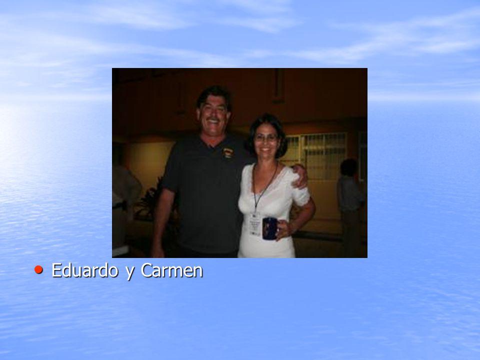 Eduardo y Carmen