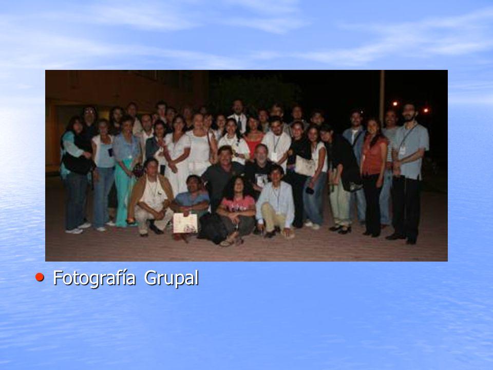 Fotografía Grupal