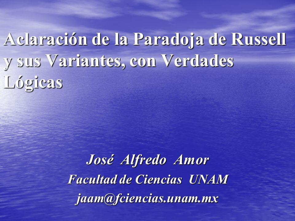 Facultad de Ciencias UNAM