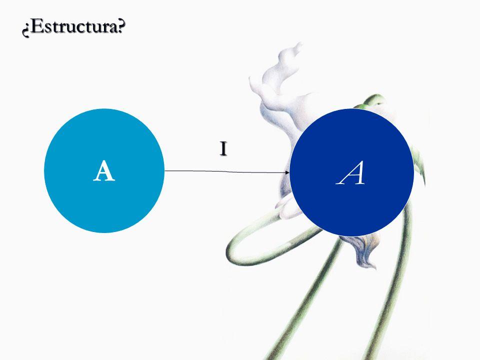 ¿Estructura I A A
