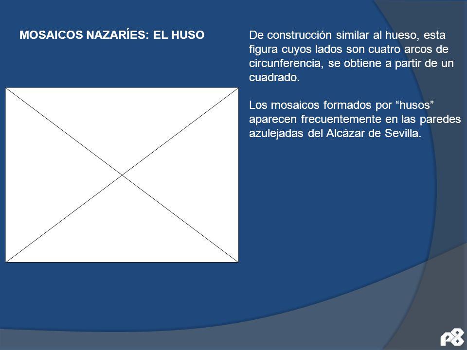 MOSAICOS NAZARÍES: EL HUSO