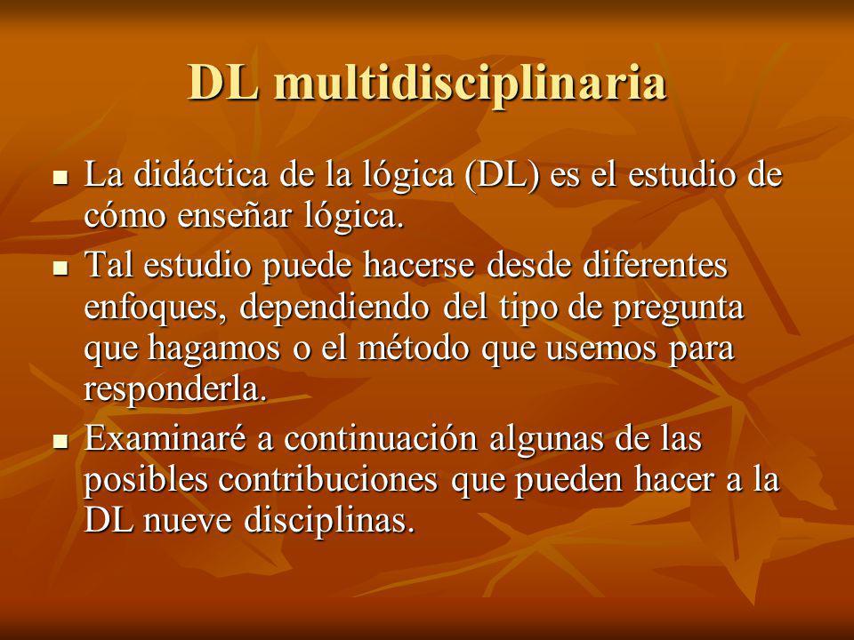 DL multidisciplinaria