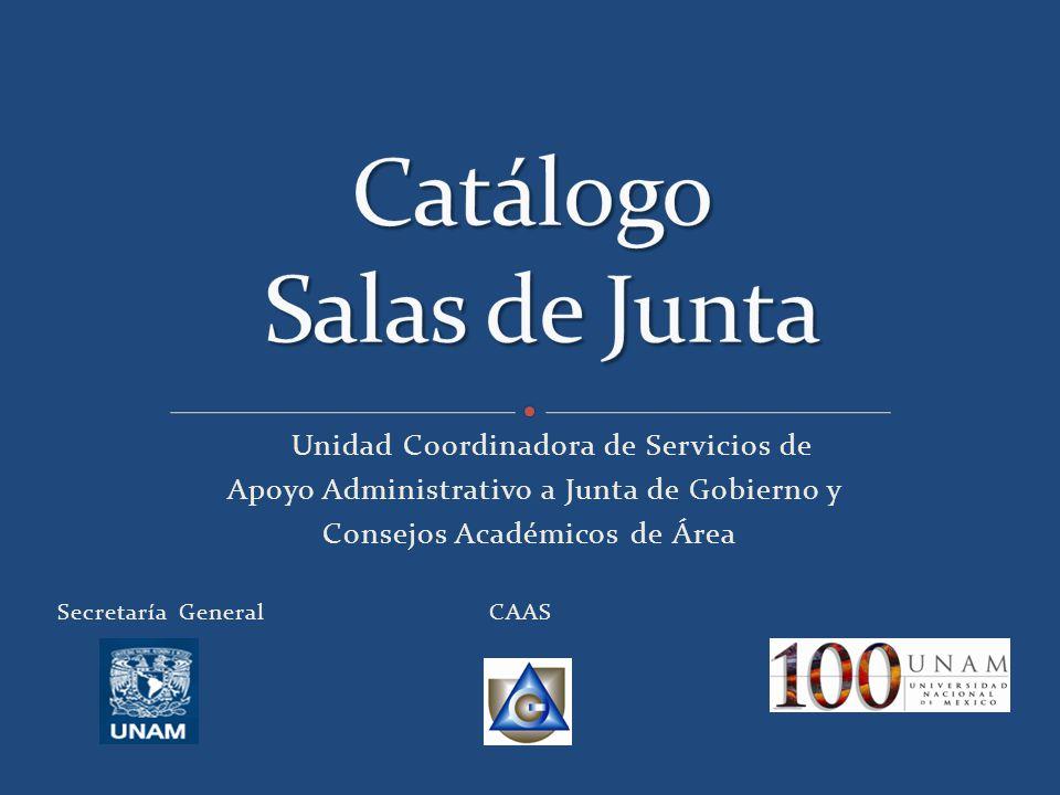 Catálogo Salas de Junta
