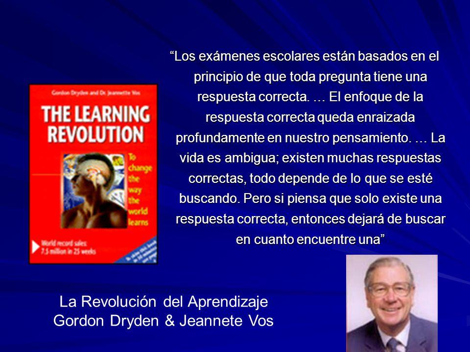 La Revolución del Aprendizaje Gordon Dryden & Jeannete Vos