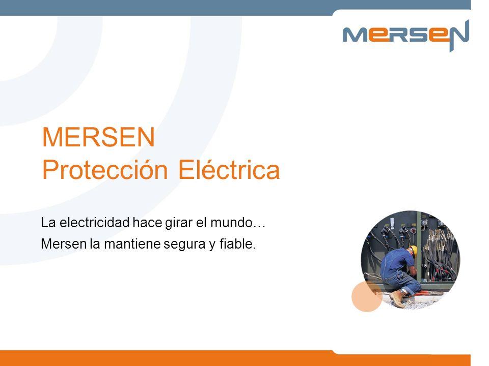 MERSEN Protección Eléctrica