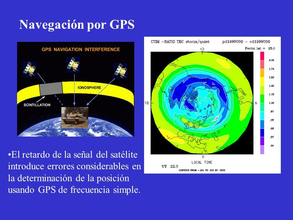 Navegación por GPS