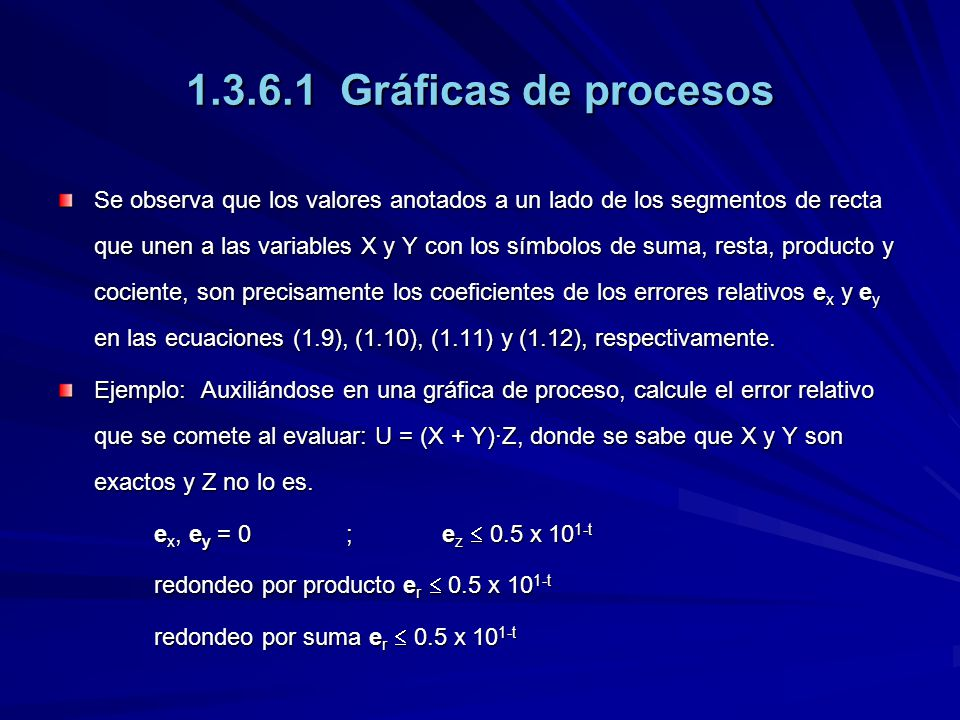 1.3.6.1 Gráficas de procesos