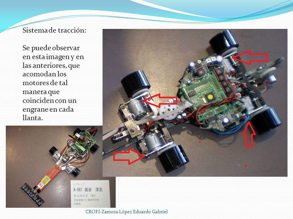 Sistema de tracción: