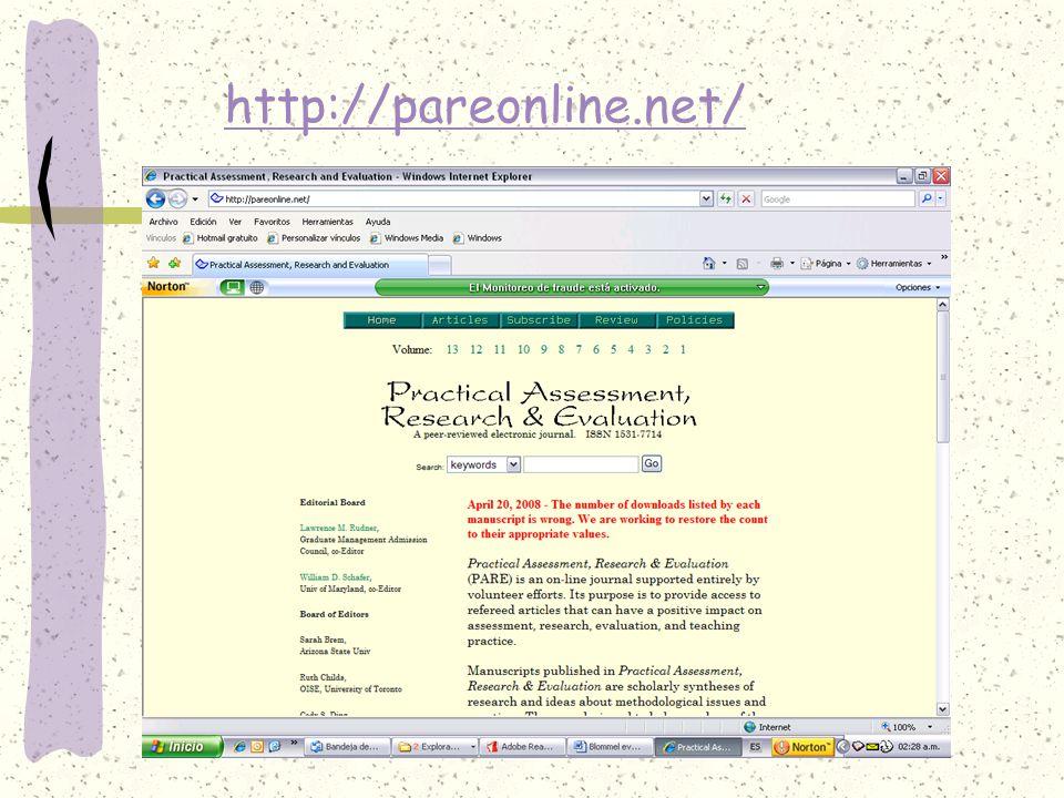 http://pareonline.net/