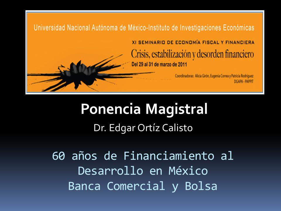Ponencia Magistral Dr. Edgar Ortíz Calisto.