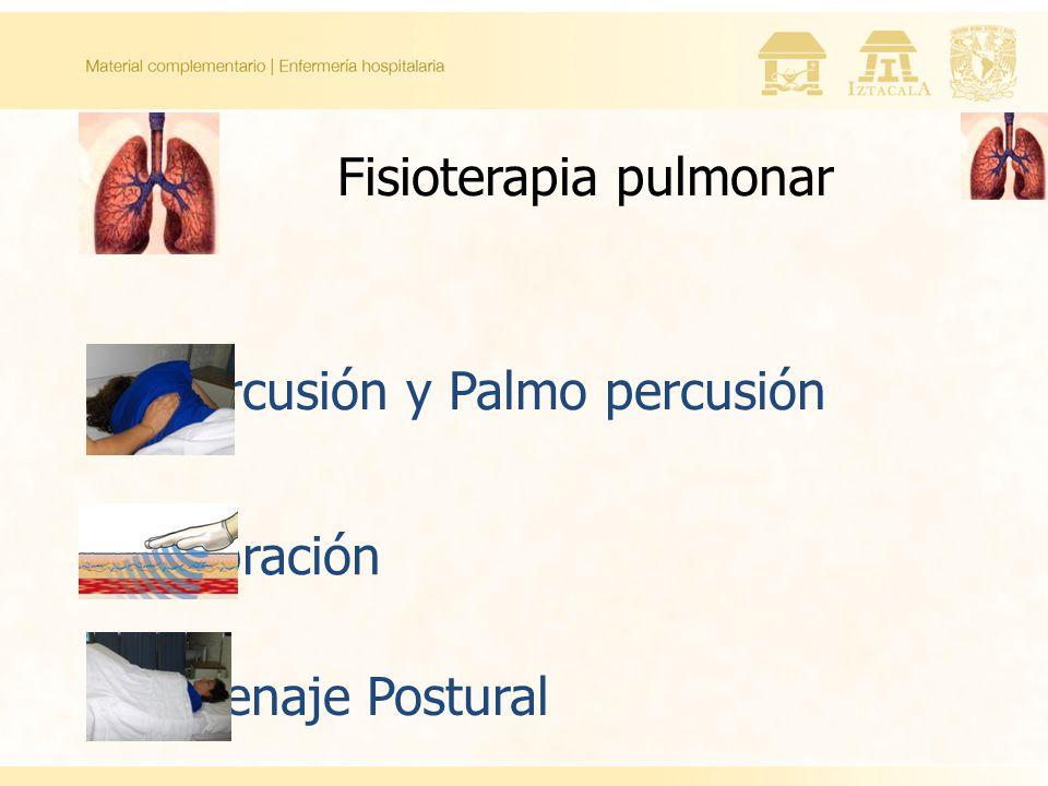 Fisioterapia pulmonar