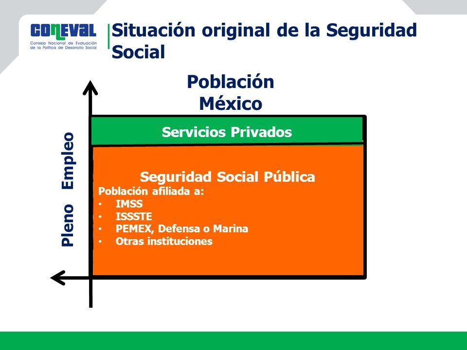 Seguridad Social Pública