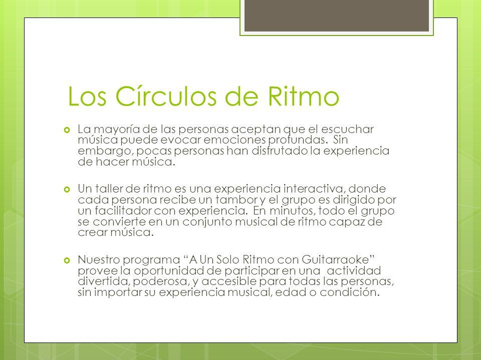 Los Círculos de Ritmo
