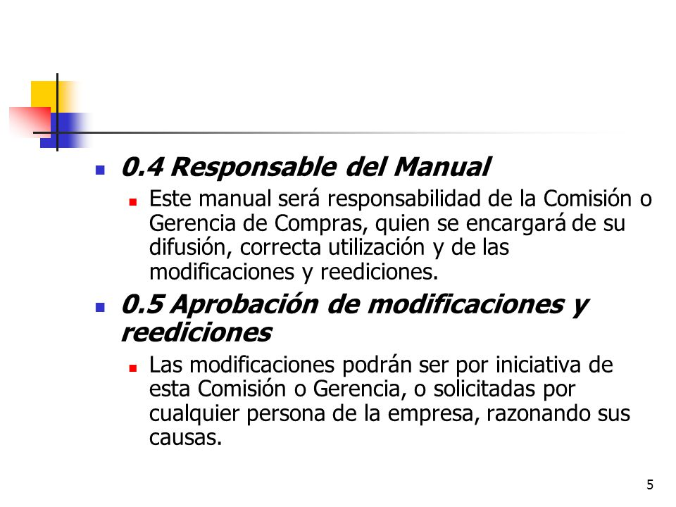 0.4 Responsable del Manual